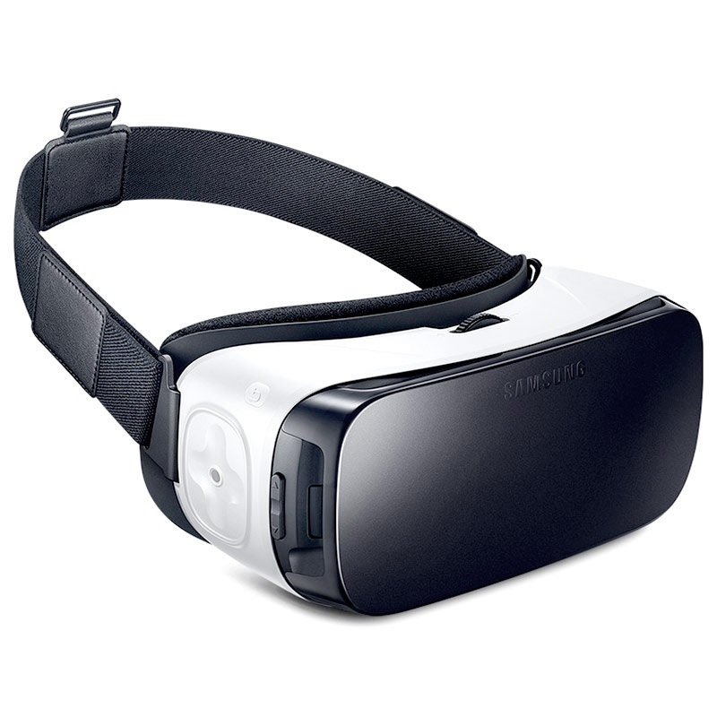 samsung gear vr 3d brille matt wei. Black Bedroom Furniture Sets. Home Design Ideas