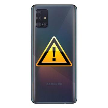 Samsung Galaxy A51 Akkufachdeckel Reparatur
