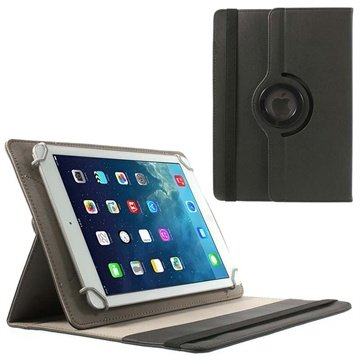 "Universal Tablet Rotary Hülle 9""-10.1"" - Schwarz"